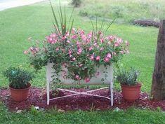 Creating a 'vintage' Style Garden