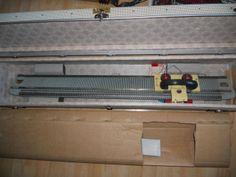 Knitting Machine REGINA PRINCESS A181 by REMAC Made in Austria