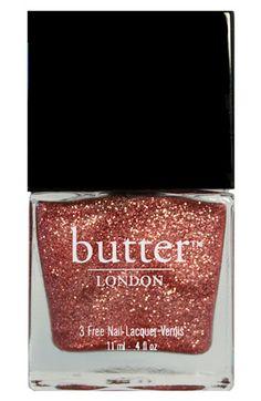 "butter london ""rosie lee"" #butterlondon #nailpolish"