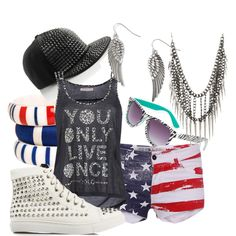 You name it. Put a comment by me123456 on Polyvore ---- LOVE THE SHORTS....I COULD MAKE THESE EASY