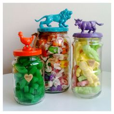 Handmade Lolly Jars – Win with candi co.