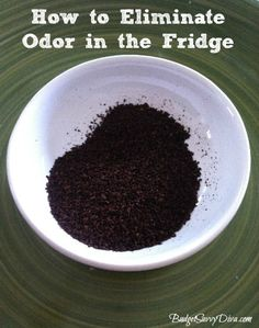 How to Eliminate Odors in the Fridge