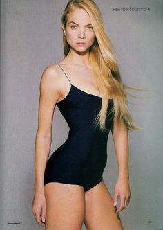 Rachel Williams US Vogue 1988