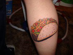 Taco Tattoo