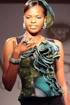 Congo Fashion, African Fashion