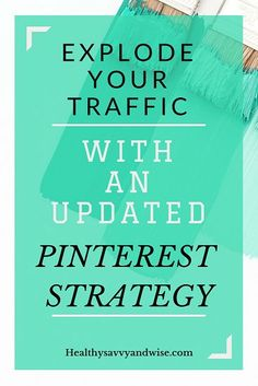 A Pinterest marketin