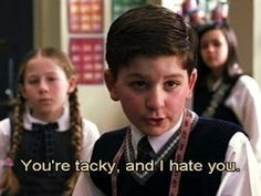 best line of all time. School of Rock