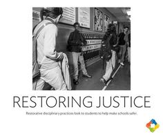 Restorative disciplinary practices look to students to help make schools safer. http://sp.lc/1nHSDfo  pic.twitter.com/txQUnST39h