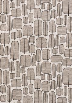 monochrome pattern, tree wallpap, screen printing, pattern design, design patterns, leav, trees, prints, tree från