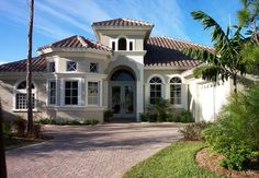 spanish houses   Mediterranean House Plans   America's Best House Plans