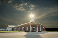 Church Building Exteriors – Haynesville Baptist Church