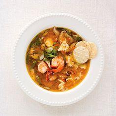 Shrimp Egg Drop Soup