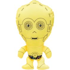 STAR WARS C-3PO Canvas Dog Toy