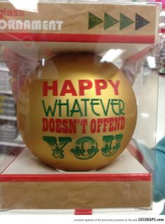 Touché Target! Happy Whatever...