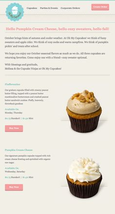 Oh My Cupcakes! by Fused Interactive (http://fusedinteractive.com)