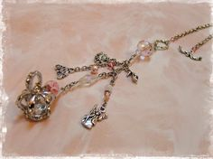 Princess Car Charm for Rear View Mirror Car Accessories by Our Bead Box, $30.00