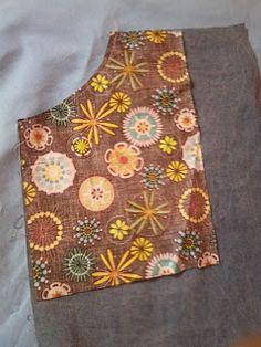 Tuto súper sencillo para coser #bolsillo PANDIELLEANDO: tutorial para poner bolsillos delanteros a un pantalón