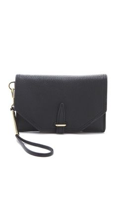3.1 Phillip Lim Polly Small Flap Clutch
