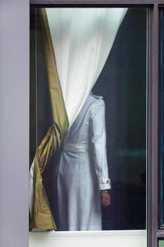 """Arne Svenson, photographer  The Neighbors # 2, 2012. Pigment print, 45 x 30"""", ed. 5.  The Neighbors opens May 9 at Julie Saul Gallery in New York and will remain on view through June 29, 2013."""