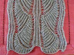 Want to Knit Brioche? View This Brioche Rib Scarf Knitting