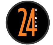 24 Diner — Central Austin Restaurant, 6th Street + Lamar, Open 24 Hours