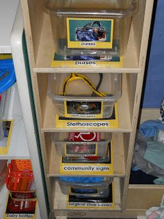 Learning and Teaching With Preschoolers: Print Rich Preschool Classroom Environment