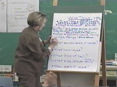 """Wild Thing"" - Elaborative Detail Modeled Lesson Part 2 by Empowering Writers"