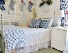 <3 this guest bedroom!