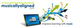 Musically Aligned - Standards-Based Educational Music - www.musicallyaligned.com