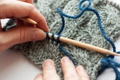 Twist Collective The Error of Our Ways: A Knitter's Guide to Fixing Mistakes