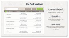 Postable   The Address Book https://www.postable.com/