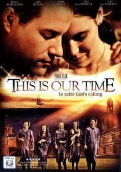 This Is Our Time - really good movie showing what is really important in life and how we can change the world! film, christians, time, friends, god, faith, colleg, family movies, christian movies