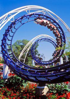 Corkscrew - Cedar Point