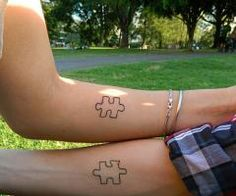 puzzle tattoos - Google Search