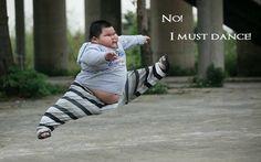 I must dance!
