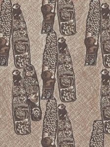 Bangkok  Malene B Carpets (this one makes me think of mitochondria)