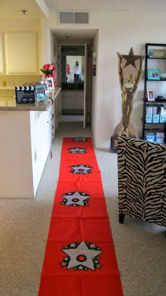 Nautical by Nature: My Oscar Party Decorations