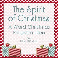 Christmas program idea