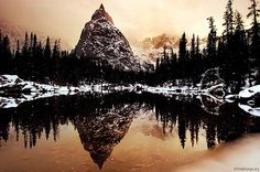 indian peak, eagl peak, mountain, reflection photography, jack brauer, colorado, landscape photography, eagles, lone eagl