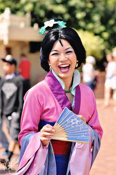 Beautiful Mulan!
