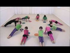 From Yoga to Dance for Kids :Kaleidoscope Sequence . Yogaresources 3.16
