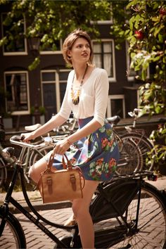 #Garden #Days #Skirt #Maeve #Anthropologie