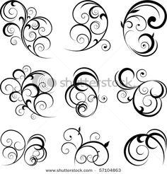 cool swirls