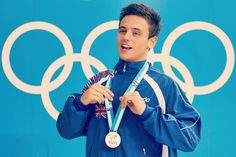 Tom Daley. I will marry him someday (: