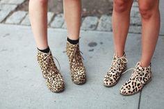 #shoes #leopard