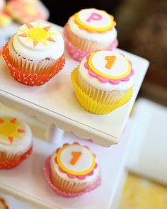Adorable cupcake toppers!