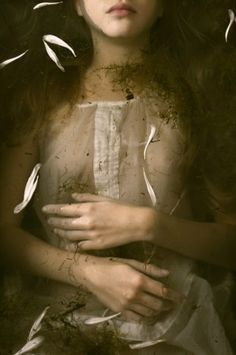 Ophelia, my version by Romina Ressia