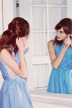 style, dress, alexa chung