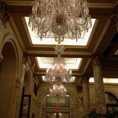 Plaza Hotel NY. In love!!!!
