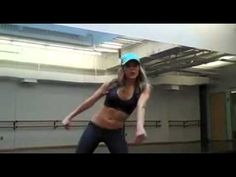 Tracy Anderson v-day abs